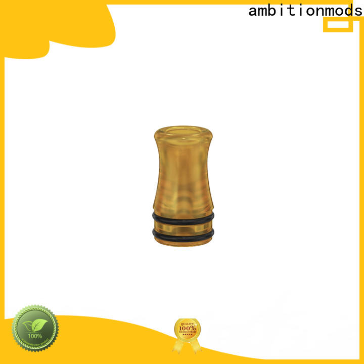 ambitionmods practical RTA drip tip manufacturer for replacement