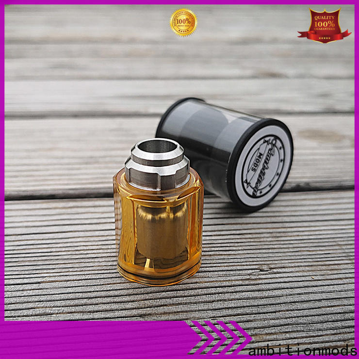 ambitionmods efficient RTA tank wholesale for adults