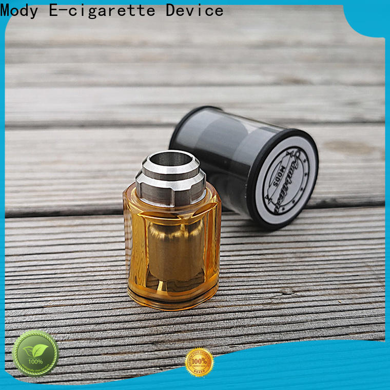 ambition mod MTL vape tank personalized for adults