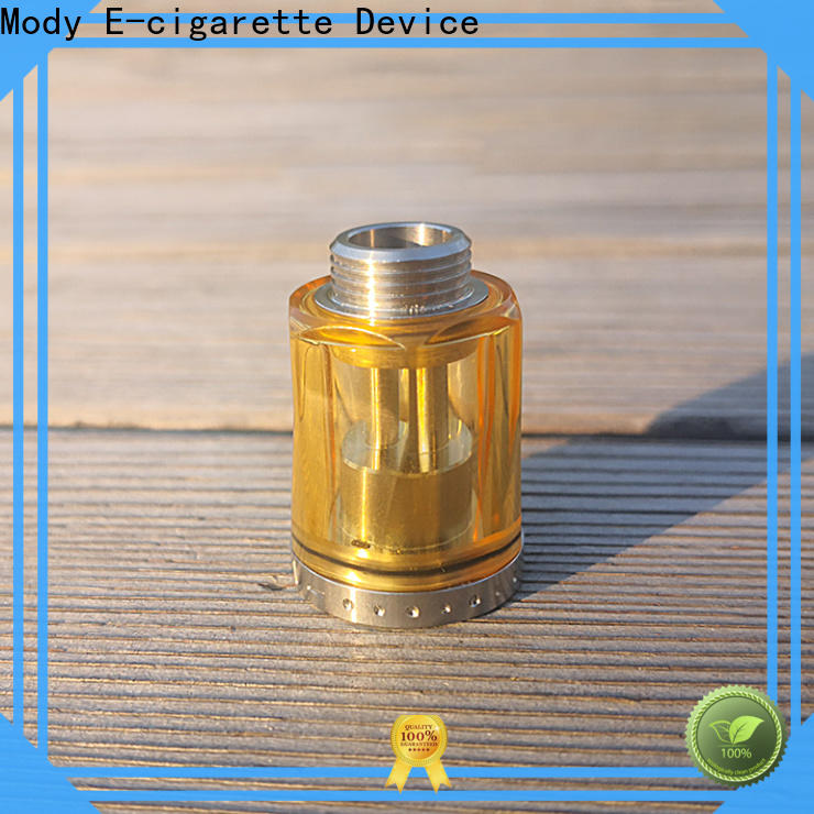 practical PCTG tank series for e-cigarette