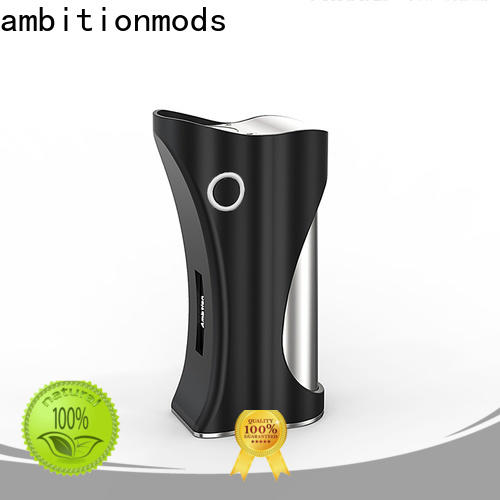 ambitionmods efficient 60W Hera box mod directly sale for vapor