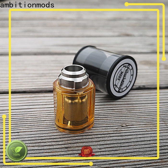 ambitionmods MTL vape tank supplier for adults