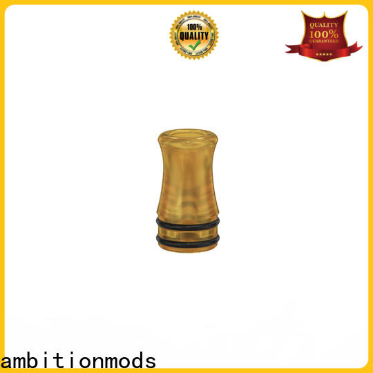 ambitionmods MTL drip tip directly sale for store