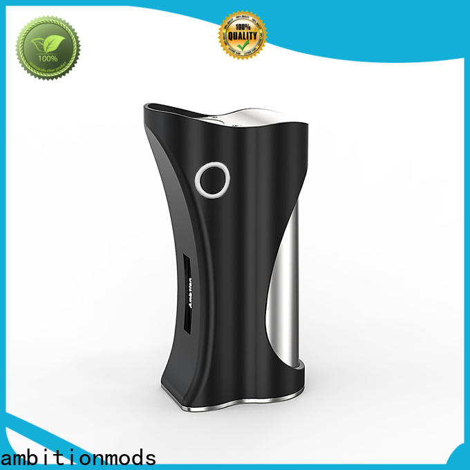 ambitionmods 60W Hera box mod directly sale for e-cigarette