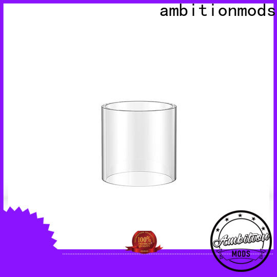 ambitionmods 3.5ml vape glass tank at discount for replacement