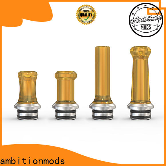 ambitionmods best drip tips factory for mall