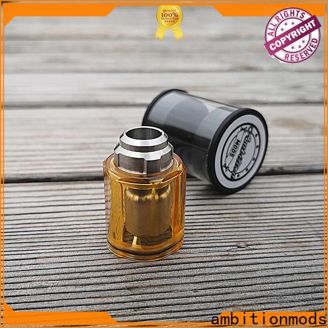 ambitionmods MTL vape tank wholesale for e-cigarette