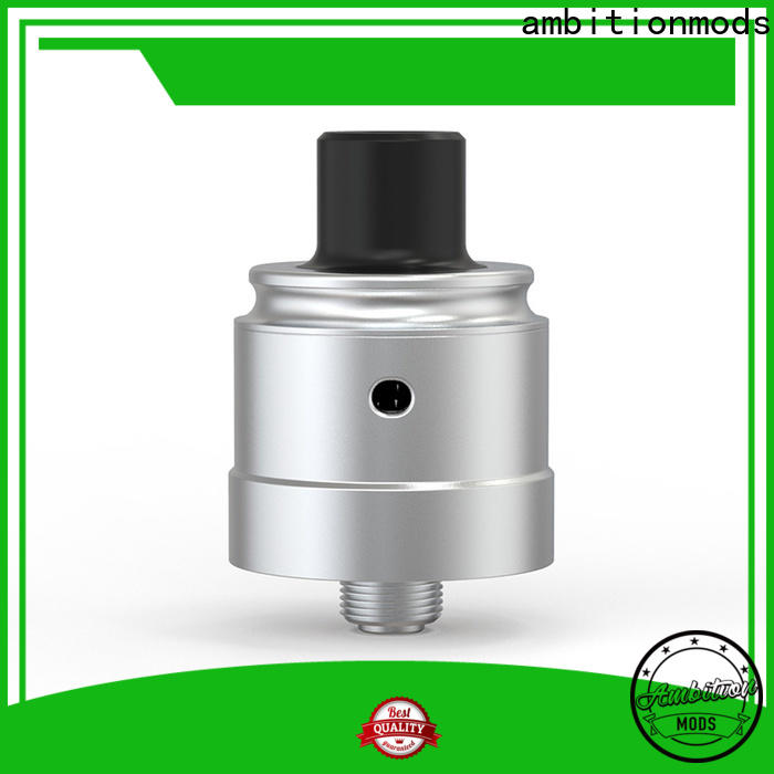 ambitionmods RDA dripper directly sale for store