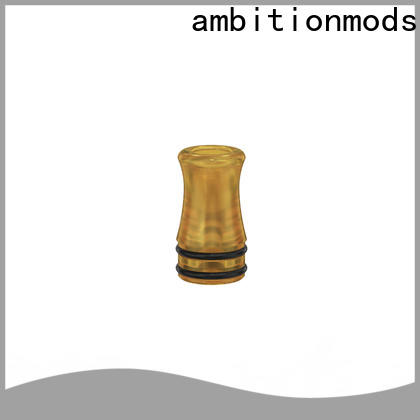 ambitionmods vape drip tip manufacturer for commercial