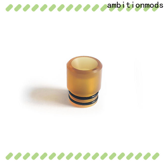 ambitionmods Gate MTL drip tip customized for sale