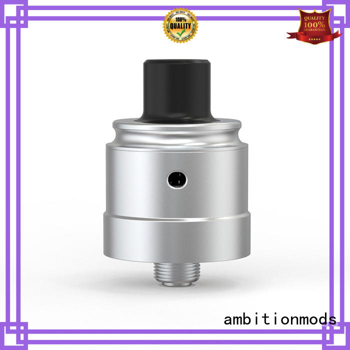 ambitionmods hot selling rda vapor from China for shop