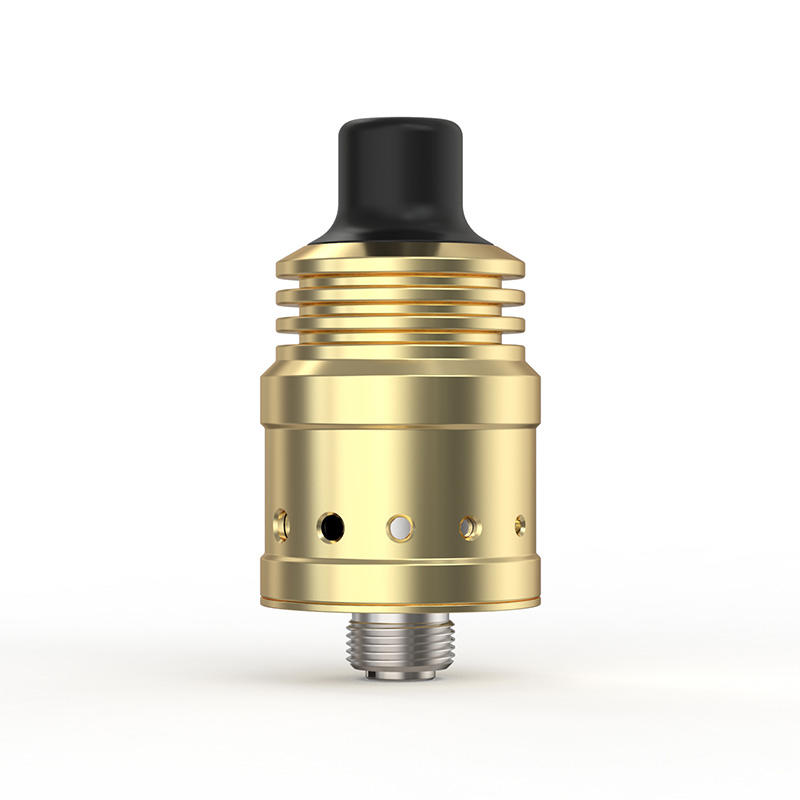 Spiral MTL RDA Ambition 18 mm diameter with 5 Air holes control Anti-condensate structure-3