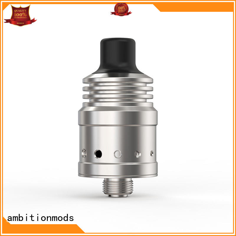 ambitionmods top quality best mtl tank wholesale for shop