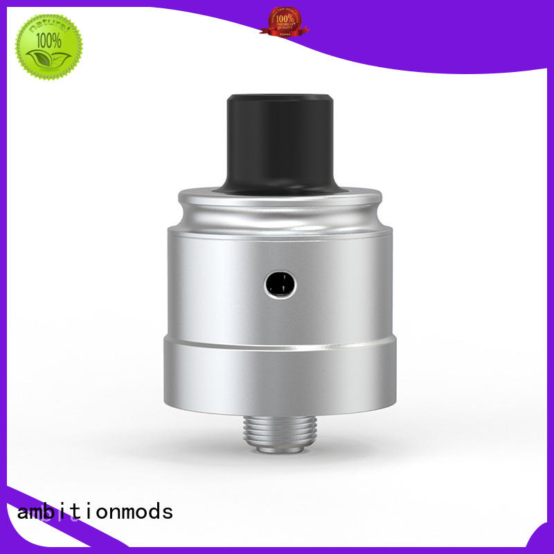 reliable RDA dripper from China for household