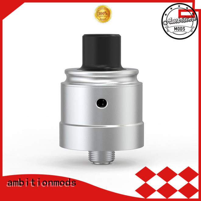 ambitionmods dripper tank from China for home