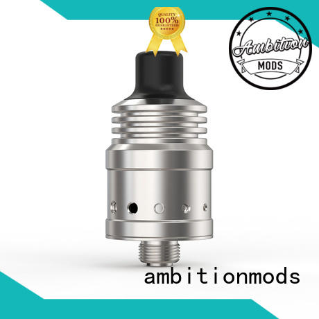 ambitionmods approved flavor rda wholesale for home
