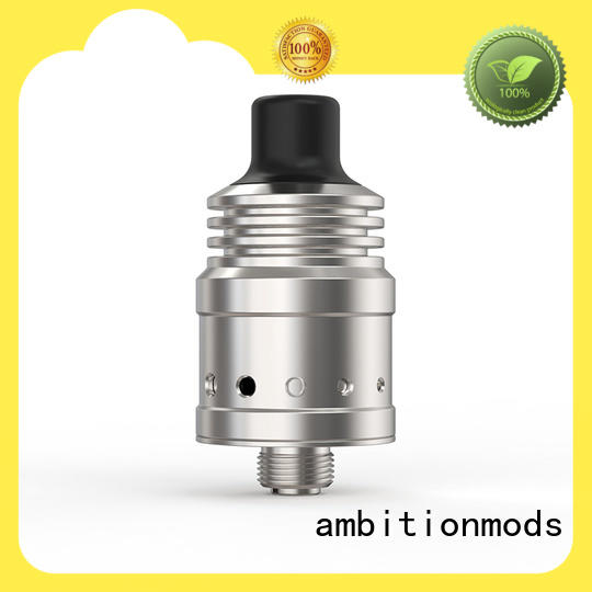 top quality mtl rda factory price for shop