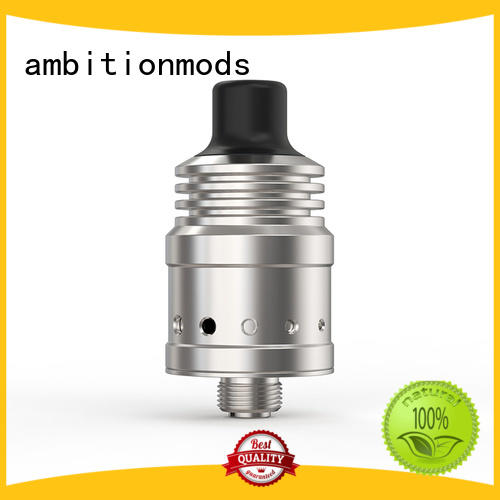 ambitionmods top quality best dripper mods personalized for home