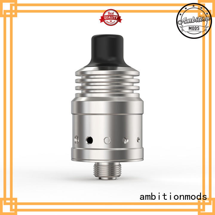 ambitionmods best rebuildable tank factory price for shop