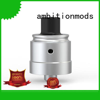 hot selling best dripper tank series for store ambitionmods
