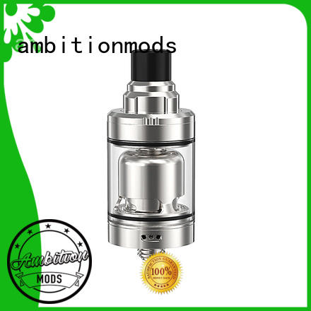 ambitionmods certificated Gate MTL RTA factory for home