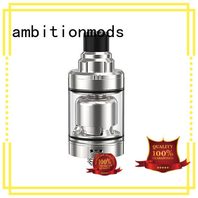 ambitionmods sturdy Gate MTL RTA inquire now for shop