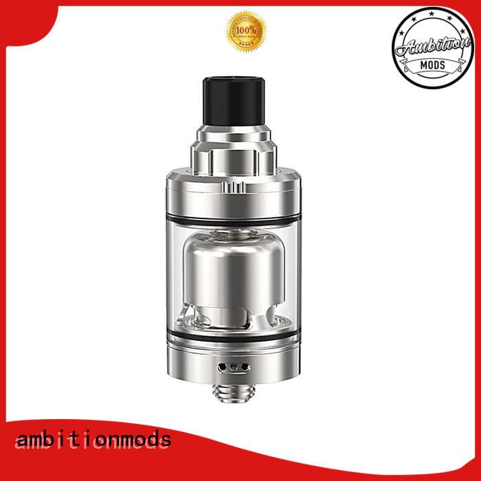ambitionmods quality Gate MTL RTA design for shop