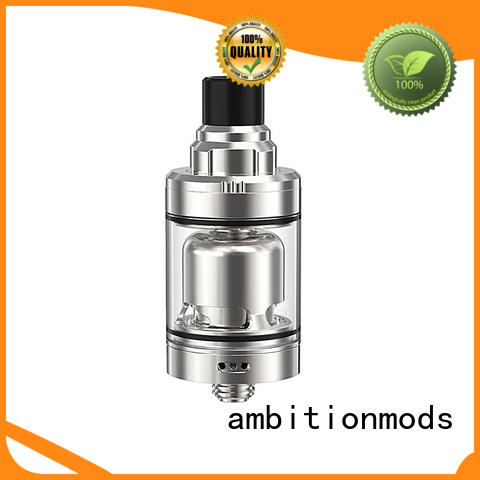 ambitionmods certificated Gate MTL RTA factory for shop