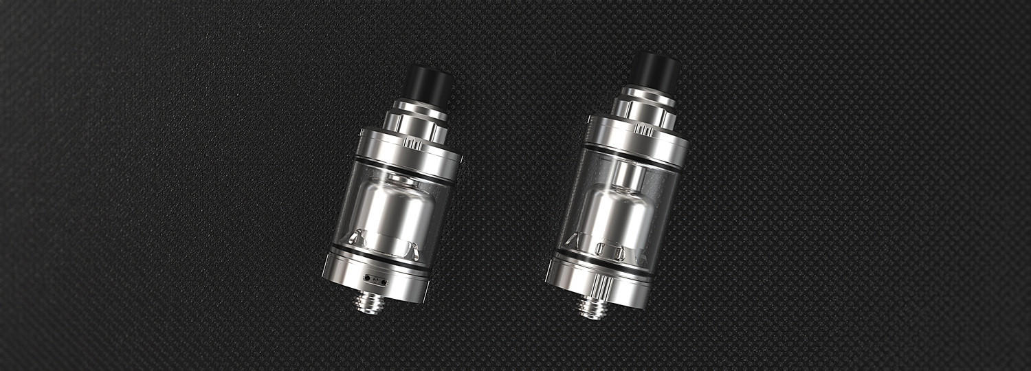 Ambition 2.0 ml &3.5 ml tank with top refilling and adjust e-juice flow 22 mm airflow control Gate MTL RTA-1