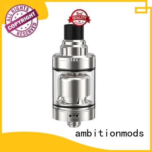 ambitionmods certificated Gate MTL RTA with good price for store